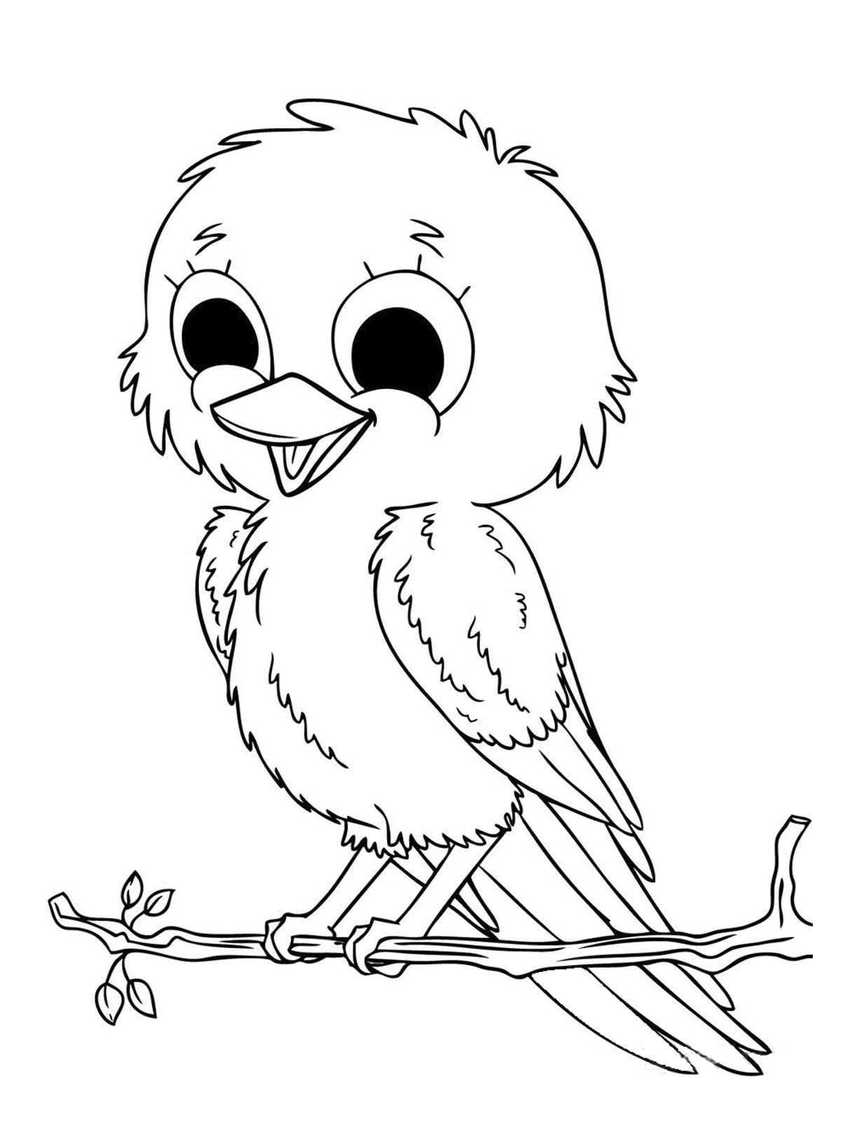 Animals Coloring Pages - Coloring Kids