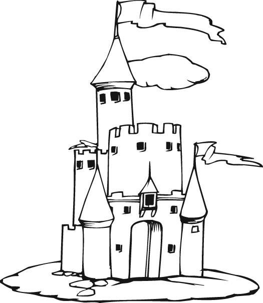 Castles-coloring-page-21