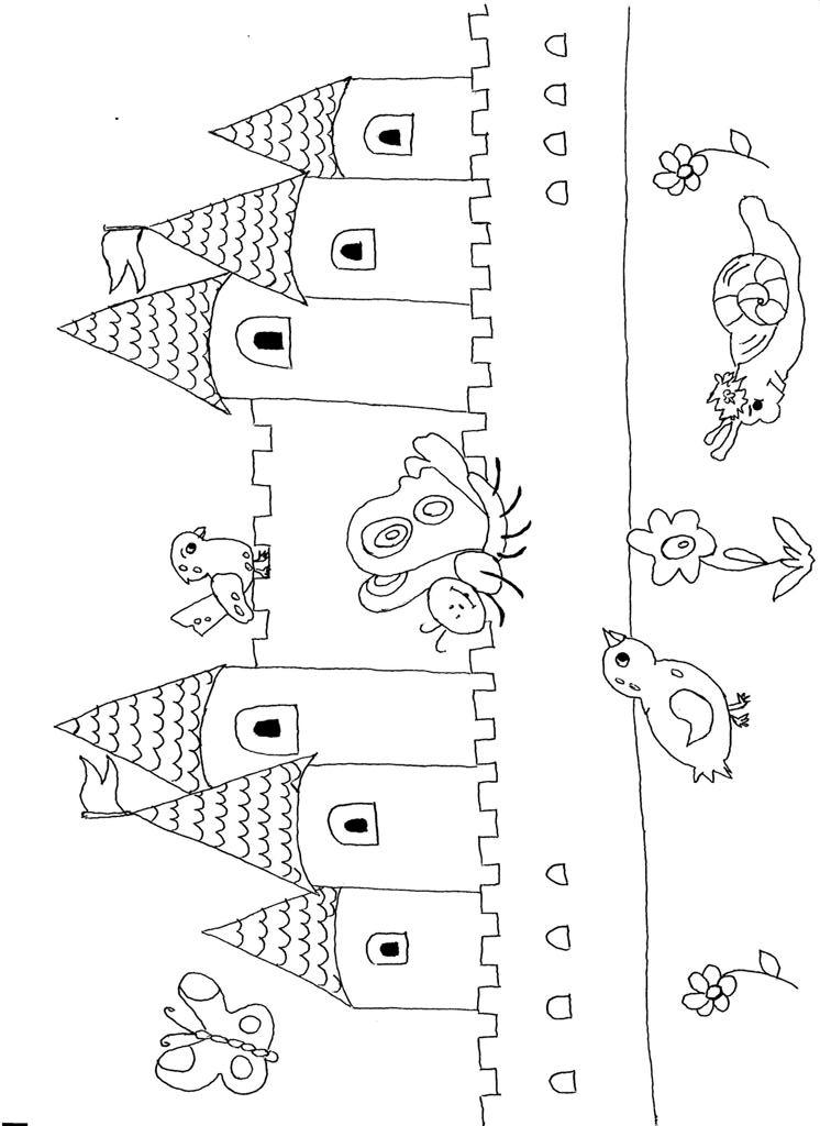 Castles-coloring-page-30