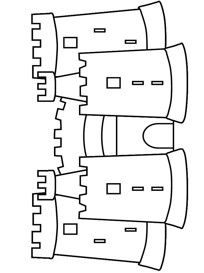 Castles-coloring-page-9