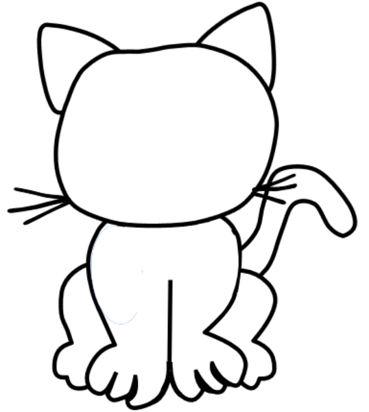 Cats Coloring Pages - Coloring Kids