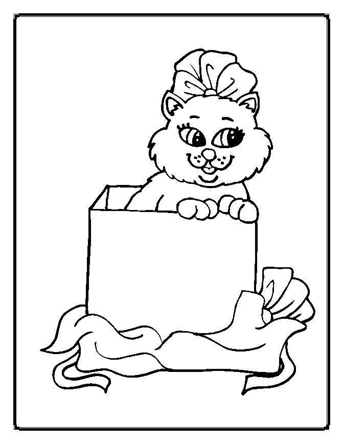 Cats Coloring Pages Coloring