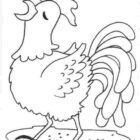 Chickens-coloring-page-7