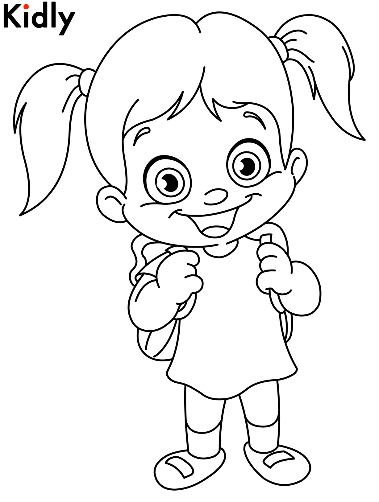 Childrens Day Coloring Pages | Coloring Kids