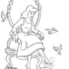 Cinderella-coloring-page-3