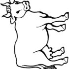 Cows-coloring-page-9