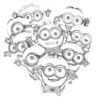 Despicable Me Coloring Pages 5 140x140 Despicable Me Coloring Pages