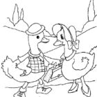 Ducks-coloring-page-12