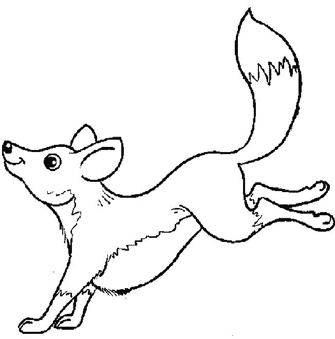 Foxes-coloring-page-16