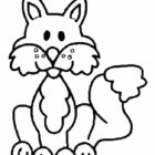 Foxes-coloring-page-9