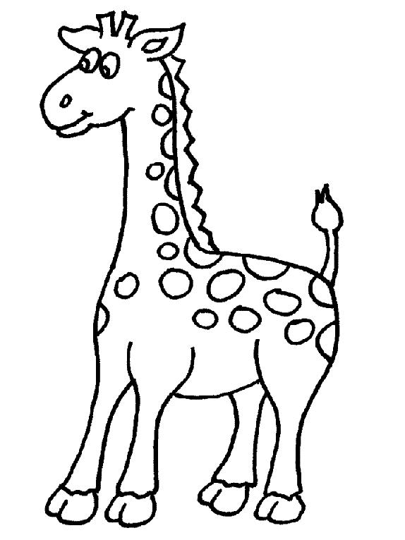 Giraffes-coloring-page-27