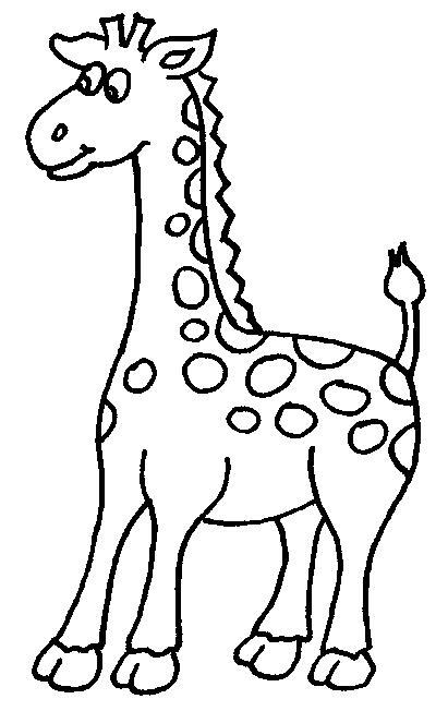 Giraffes-coloring-page-4