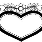 Heart Coloring Pages (5)