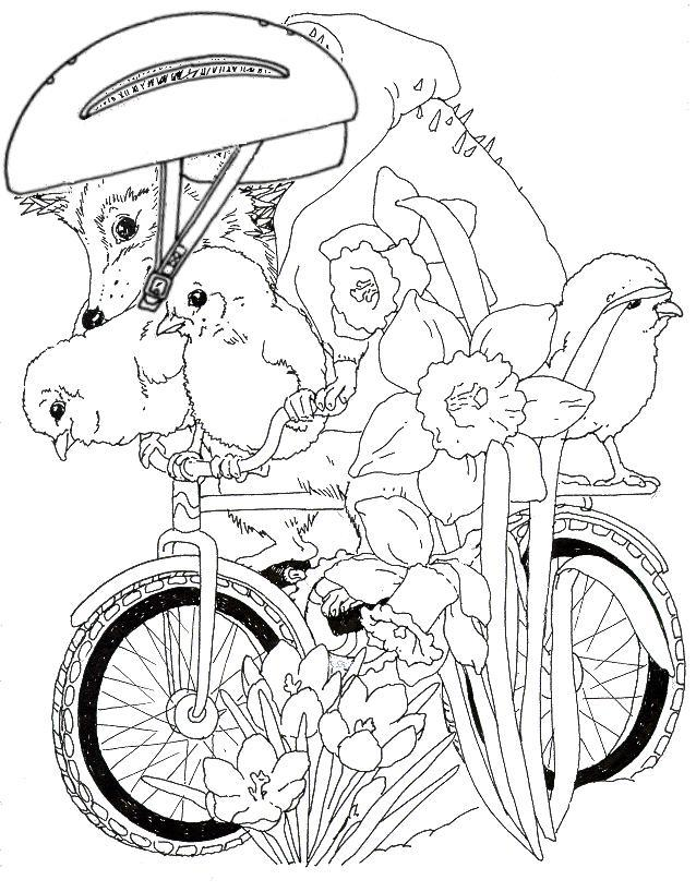 Hedgehogs-coloring-pages-30