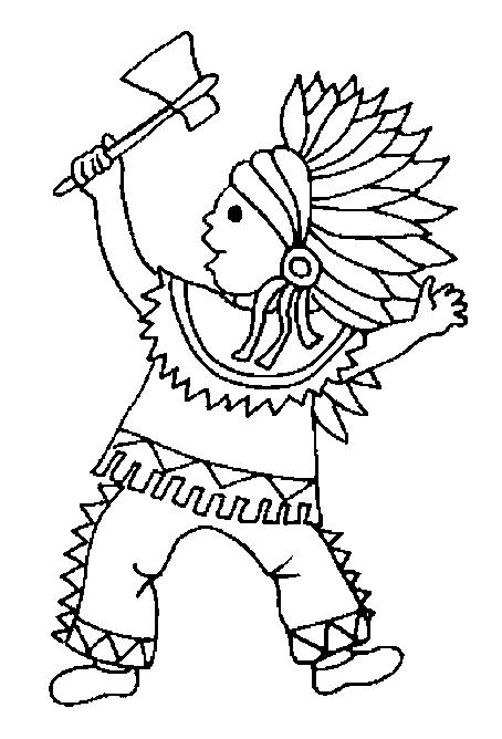 Indians-coloring-page-17