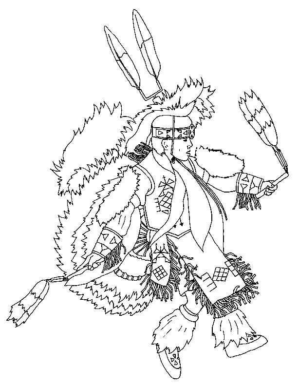 Indians-coloring-page-23