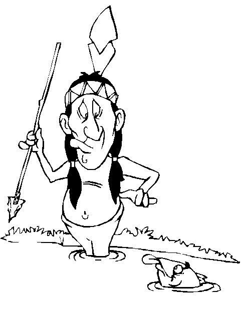Indians-coloring-page-57