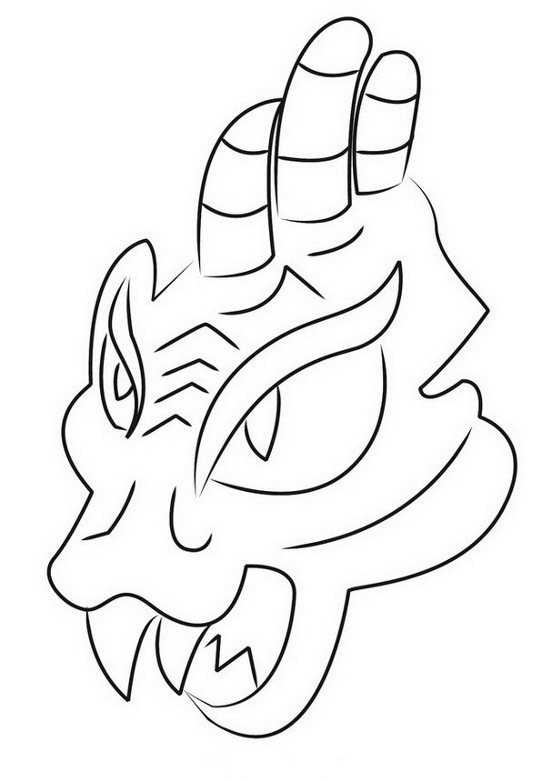 Invizimals Coloring Pages