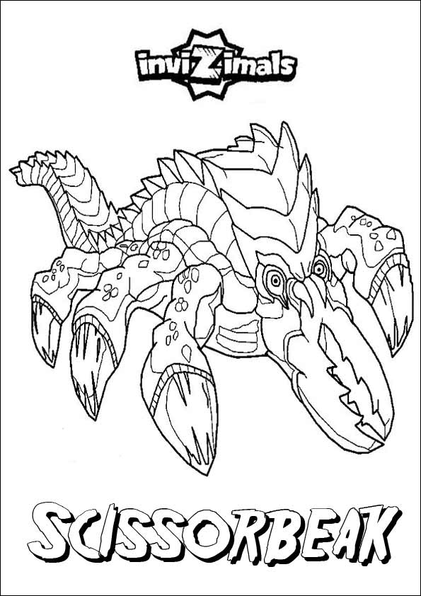 Invizimals-Coloring-Pages7