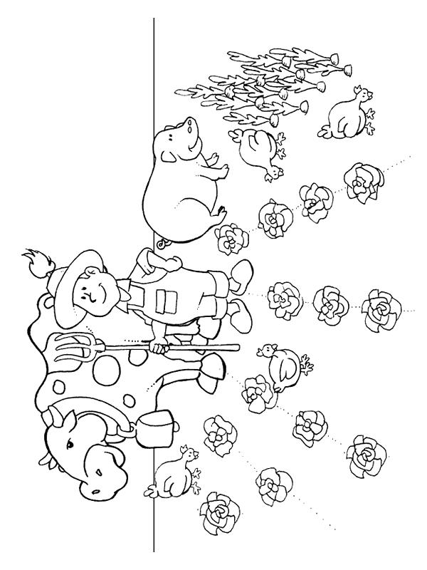 Jobs-coloring-page-1 | Coloring Kids
