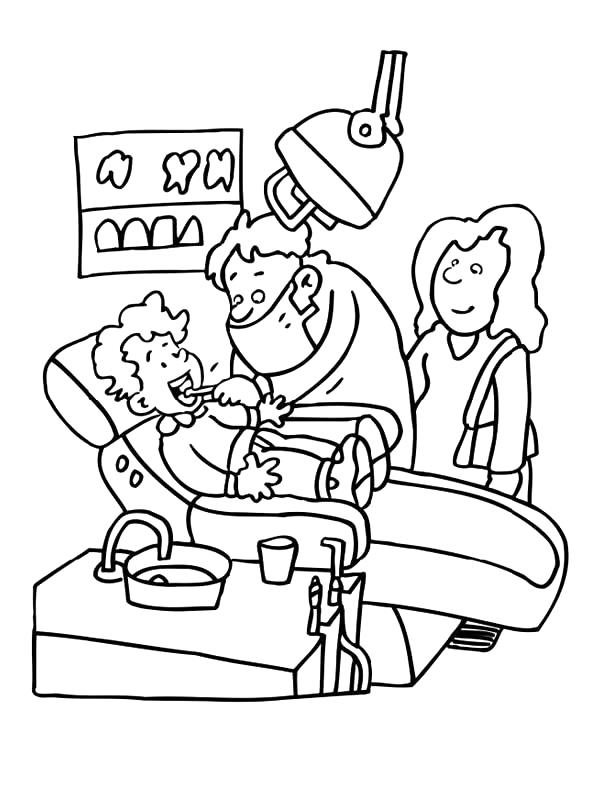 Jobs-coloring-page-10 | Coloring Kids