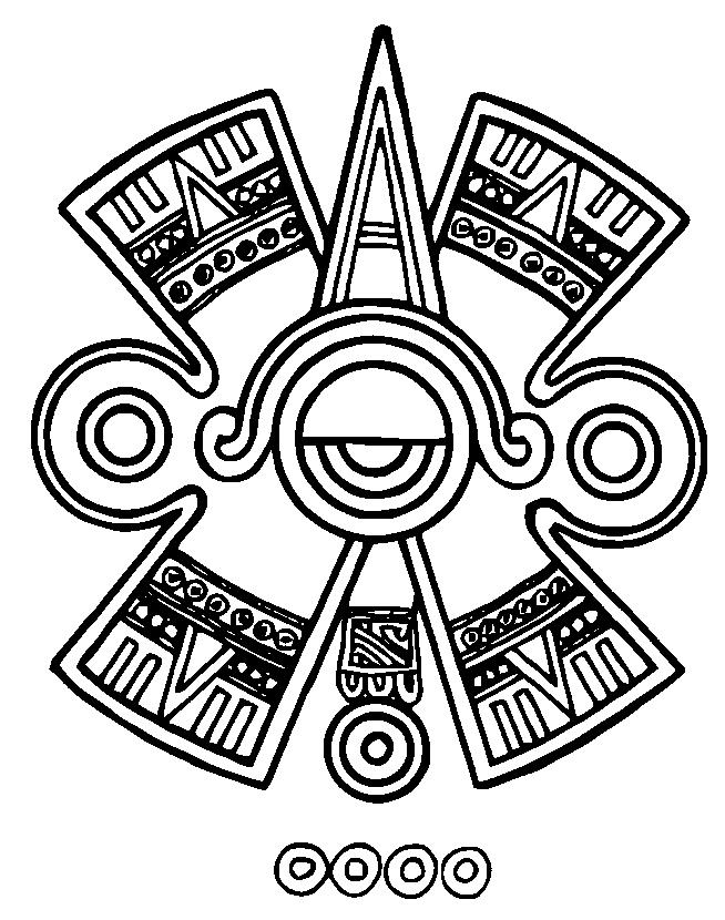 Mayan-Civilization-coloring-page-5