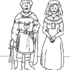Middle-Ages-coloring-page-10