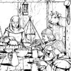Middle-Ages-coloring-page-14