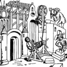 Middle-Ages-coloring-page-3