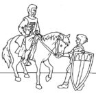 Middle-Ages-coloring-page-4