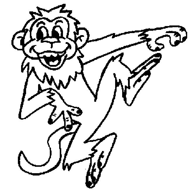 Monkeys-coloring-page-11