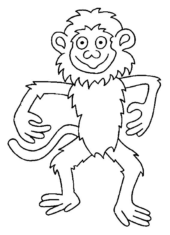 Monkeys-coloring-page-5