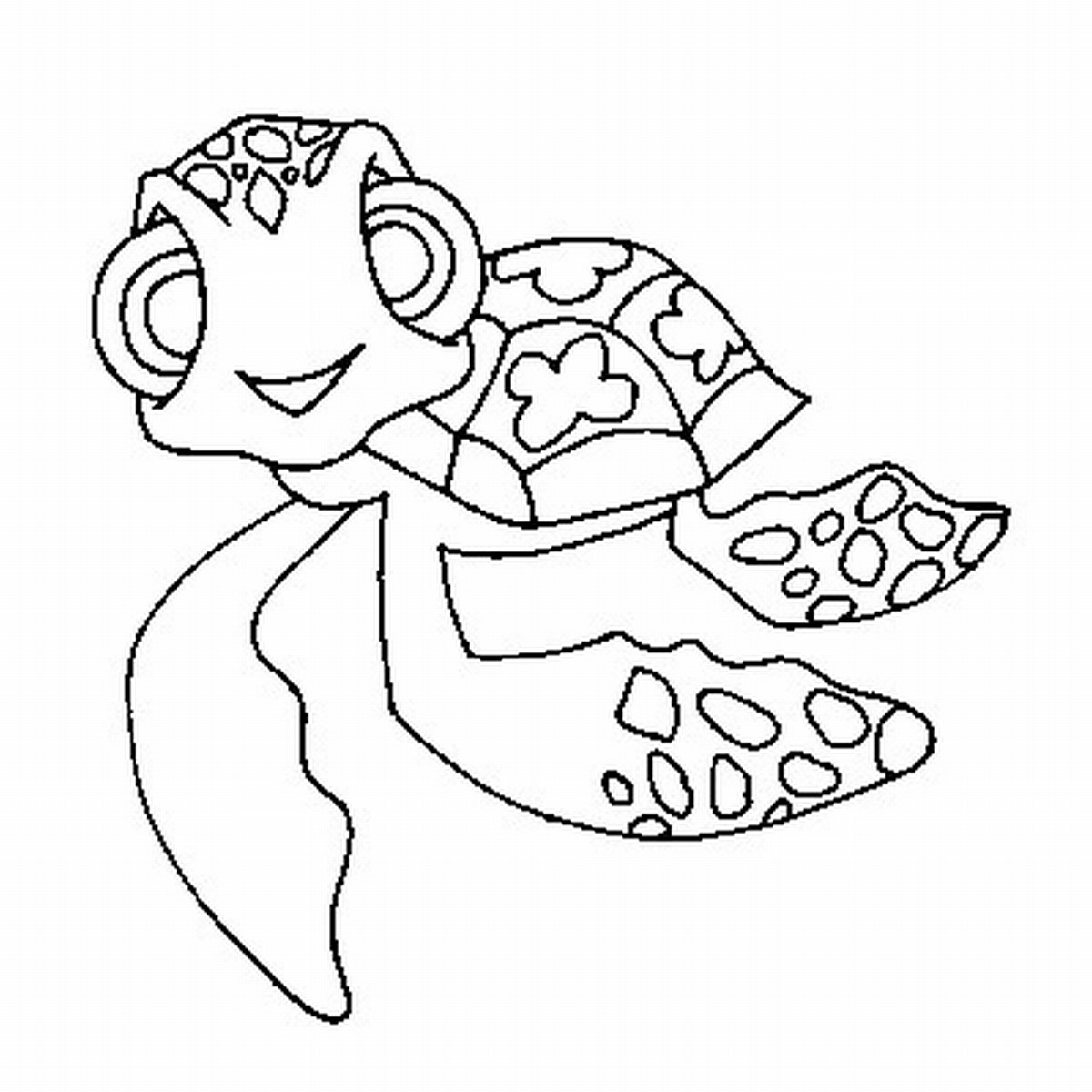 Nemo Coloring Pages Coloring Kids