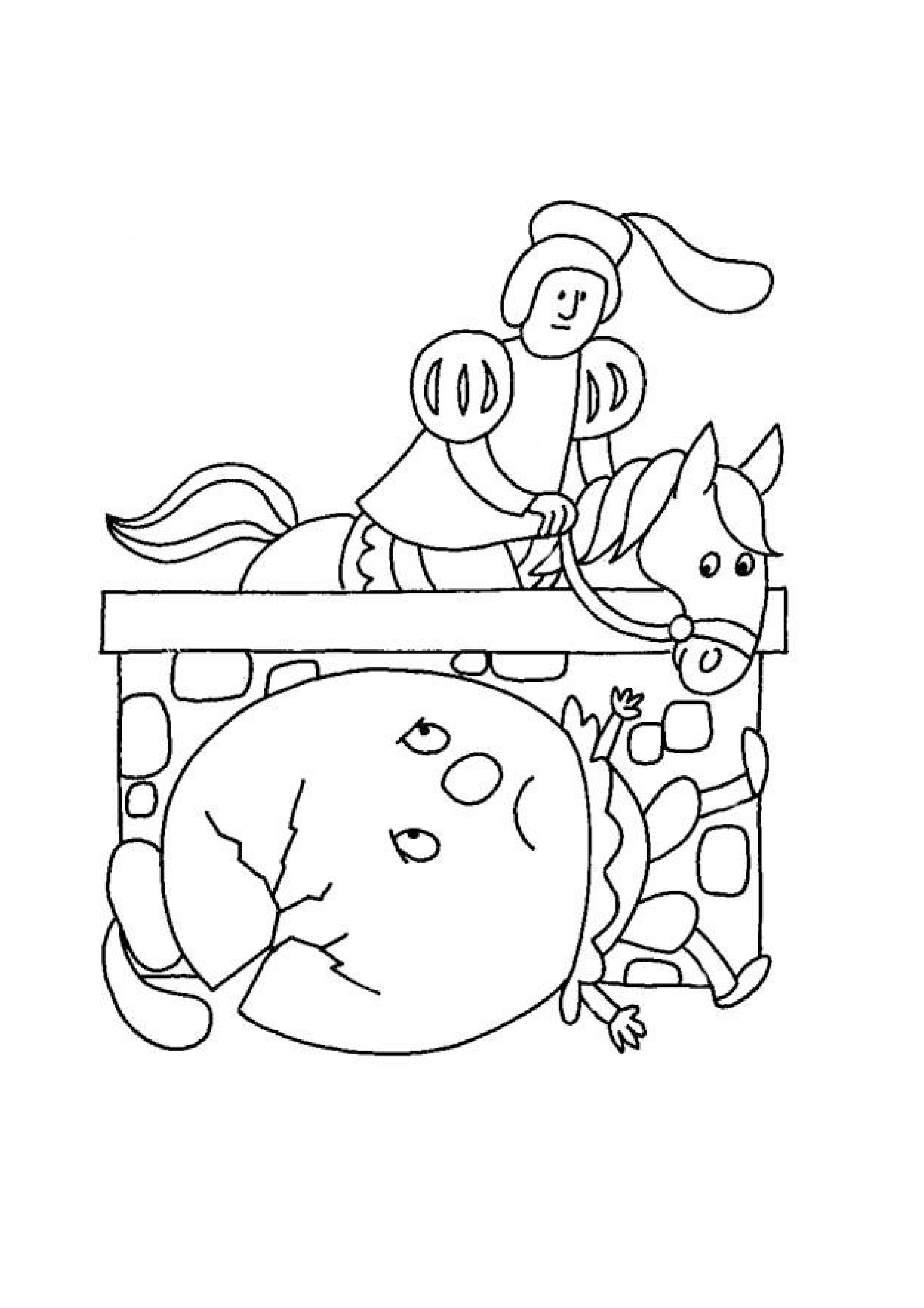 Nursery rhymes coloring pages coloring kids for Rhyming coloring pages