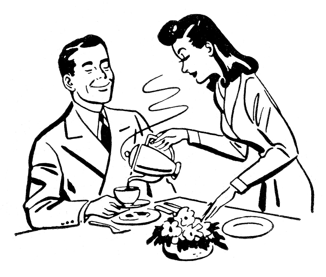 Pancake Day Coloring Pages  Coloring Kids