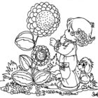 Pancake Day Coloring Pages