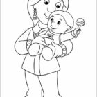 Postman Pat Coloring Pages1 140x140 Postman Pat Coloring Pages