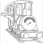 Postman Pat Coloring Pages6 140x140 Postman Pat Coloring Pages