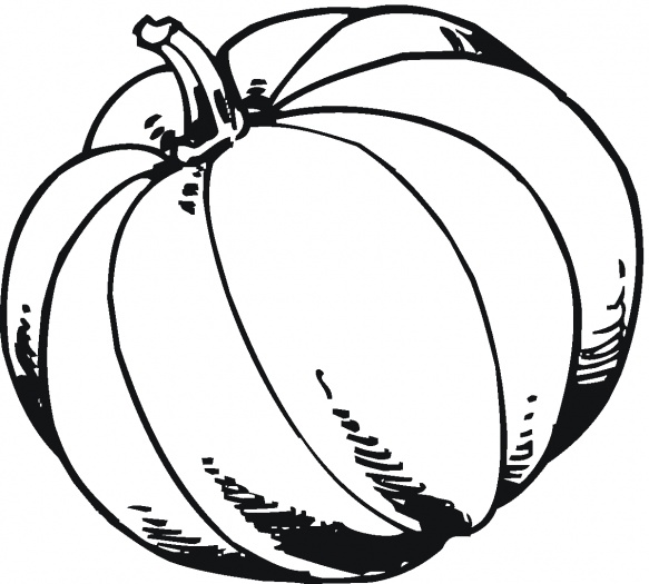 download pumpkin coloring pages 8 - Pumpkin Pictures Coloring