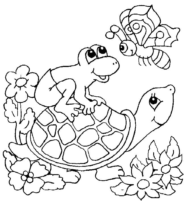Turtles-coloring-book-3