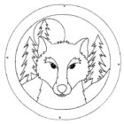 Wolves-coloring-page-7