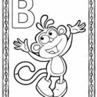 Alphabet Coloring Pages (4)