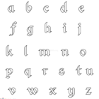 alphabet-small cong pageslori