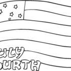 american-flag-and-july-4th-coloring-page