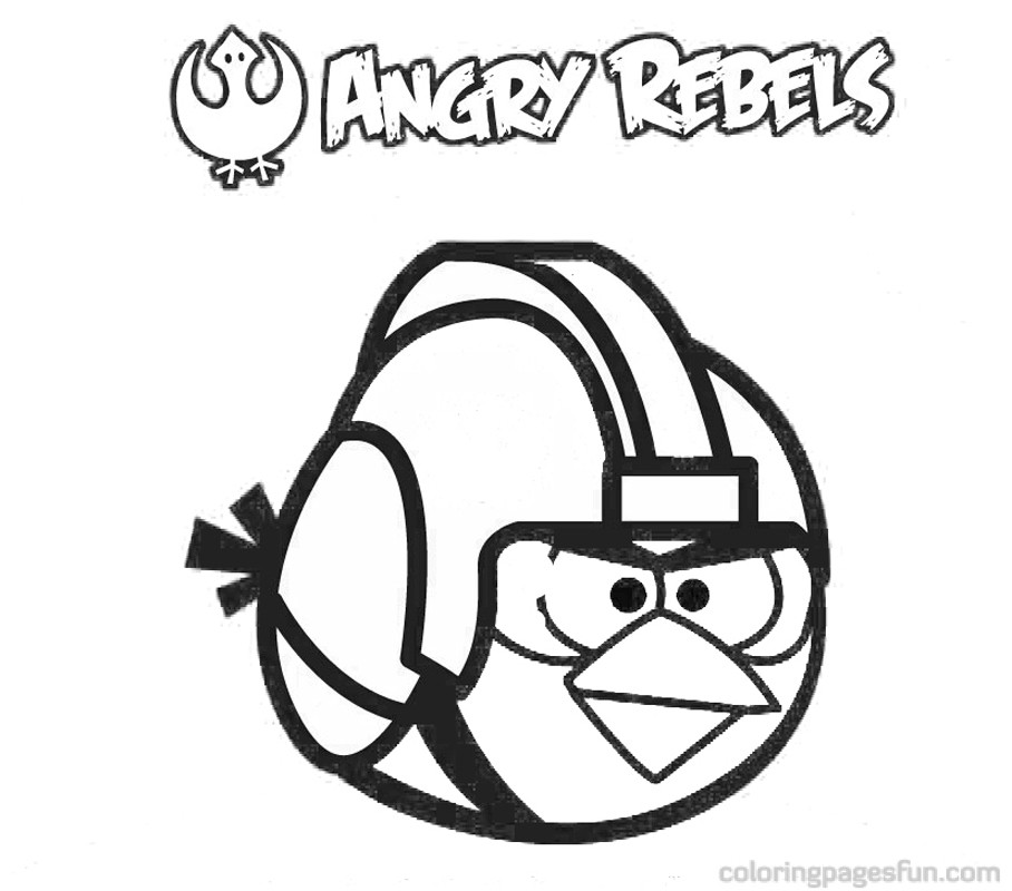 Angry Birds Coloring Pages 18 Coloring Kids Angry Birds Wars Coloring Pages Printable