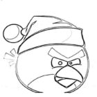 Angry Birds Coloring Pages (20)