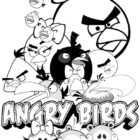 Angry Birds Coloring Pages (5)