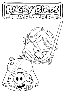 Angry Birds Coloring Pages (6)