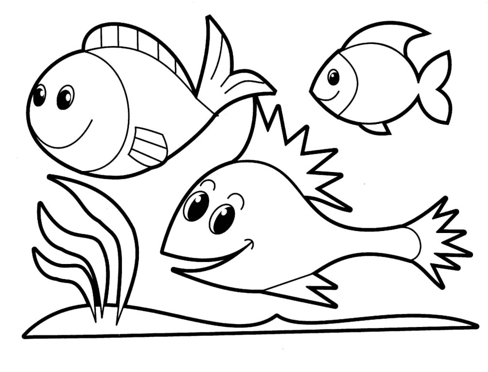 animal coloring pages - Animal Coloring Pages