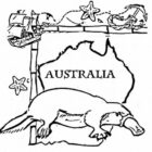 Australia Day Coloring Pages (13)